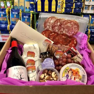 Valentines Cheese Board Kit